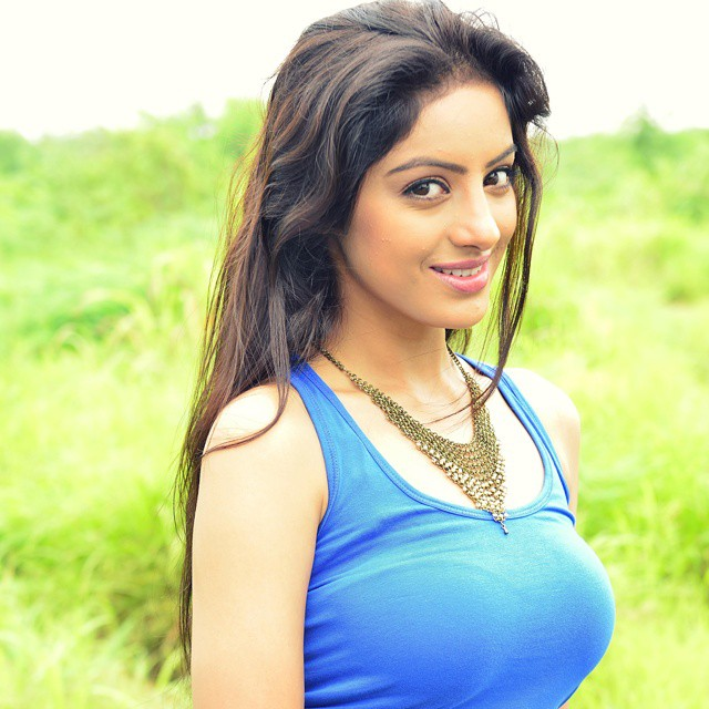 Deepika singh t shirt photos
