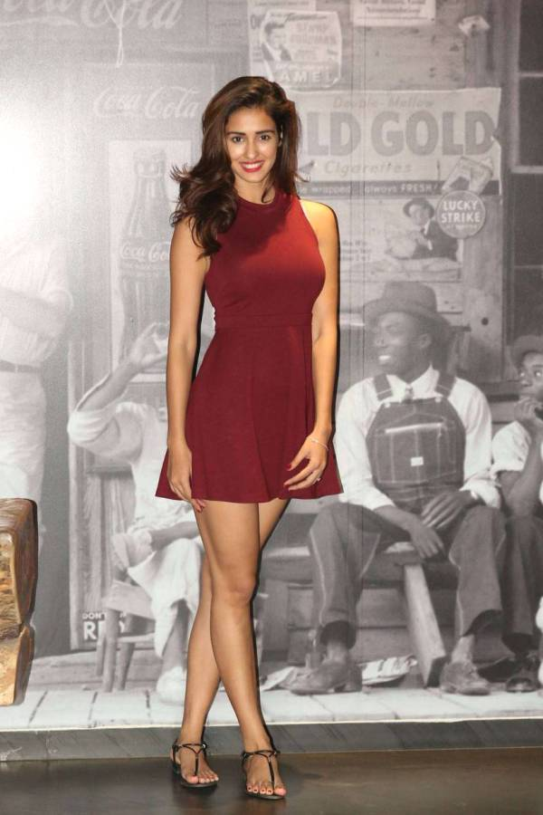 Disha patani mini dress photos