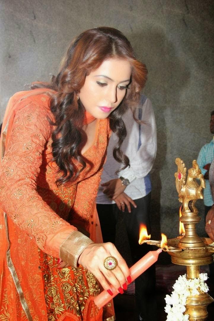 Grahanam actress nandini photos