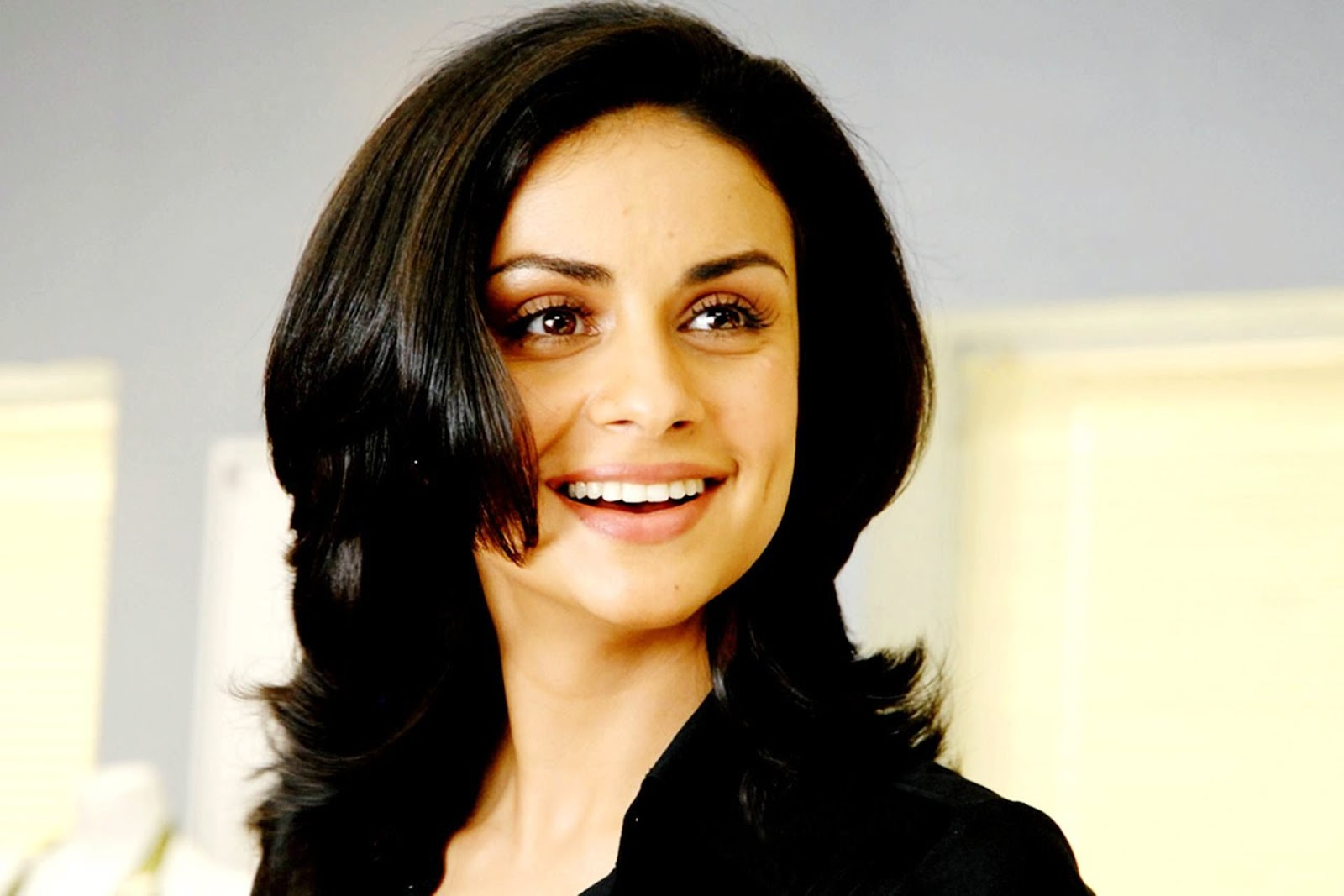 Gul panag long hair photos