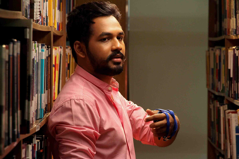 Hiphop tamizha adhi in meesaya murukku film