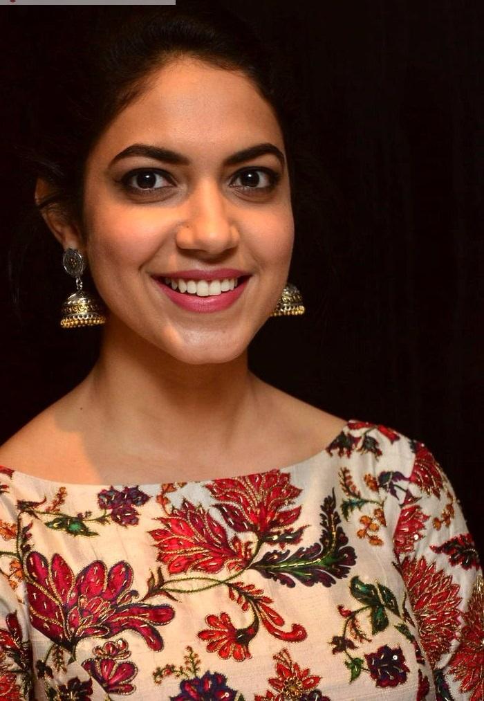 Ritu varma white dress cute face photos