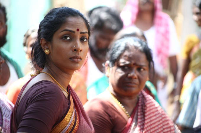 Sriya reddy in andaava kanom film