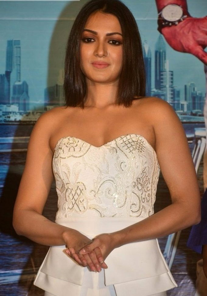 Aditi miyakal white dress image