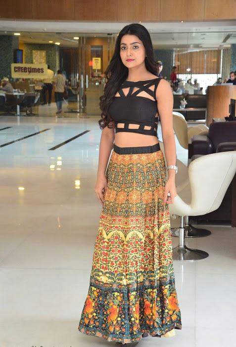 Avantika mishra black dress hd stills