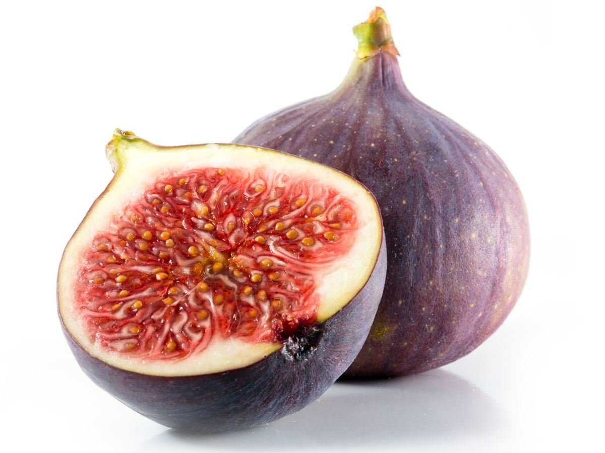 Figs open fruits pictures