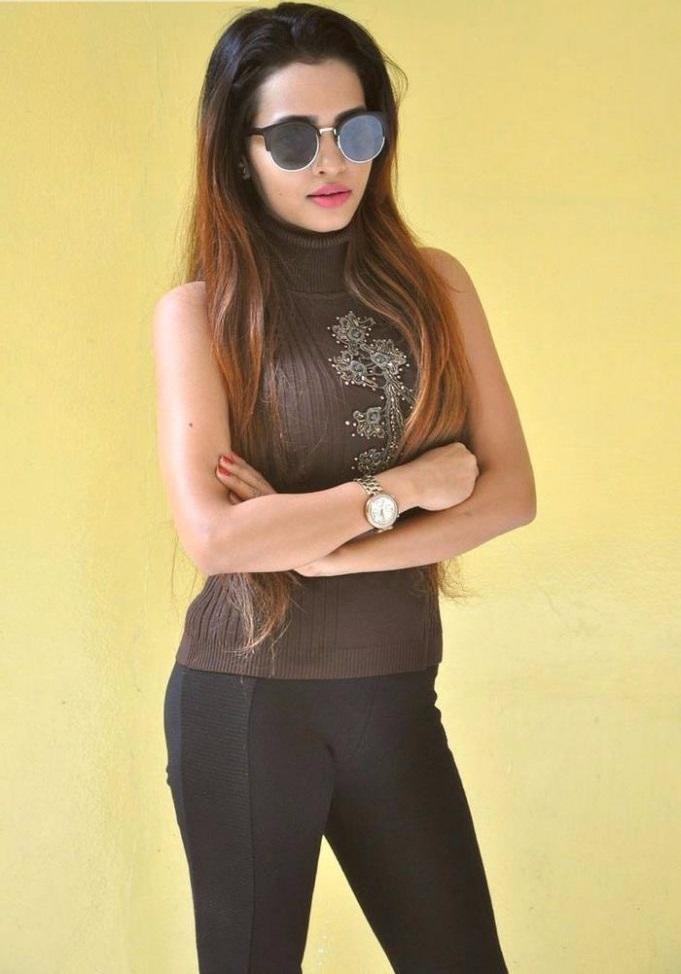 Geeta shah black dress journal image