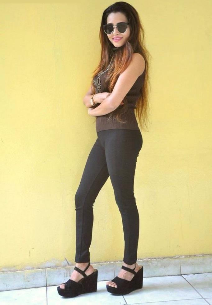 Geeta shah black dress naval stills