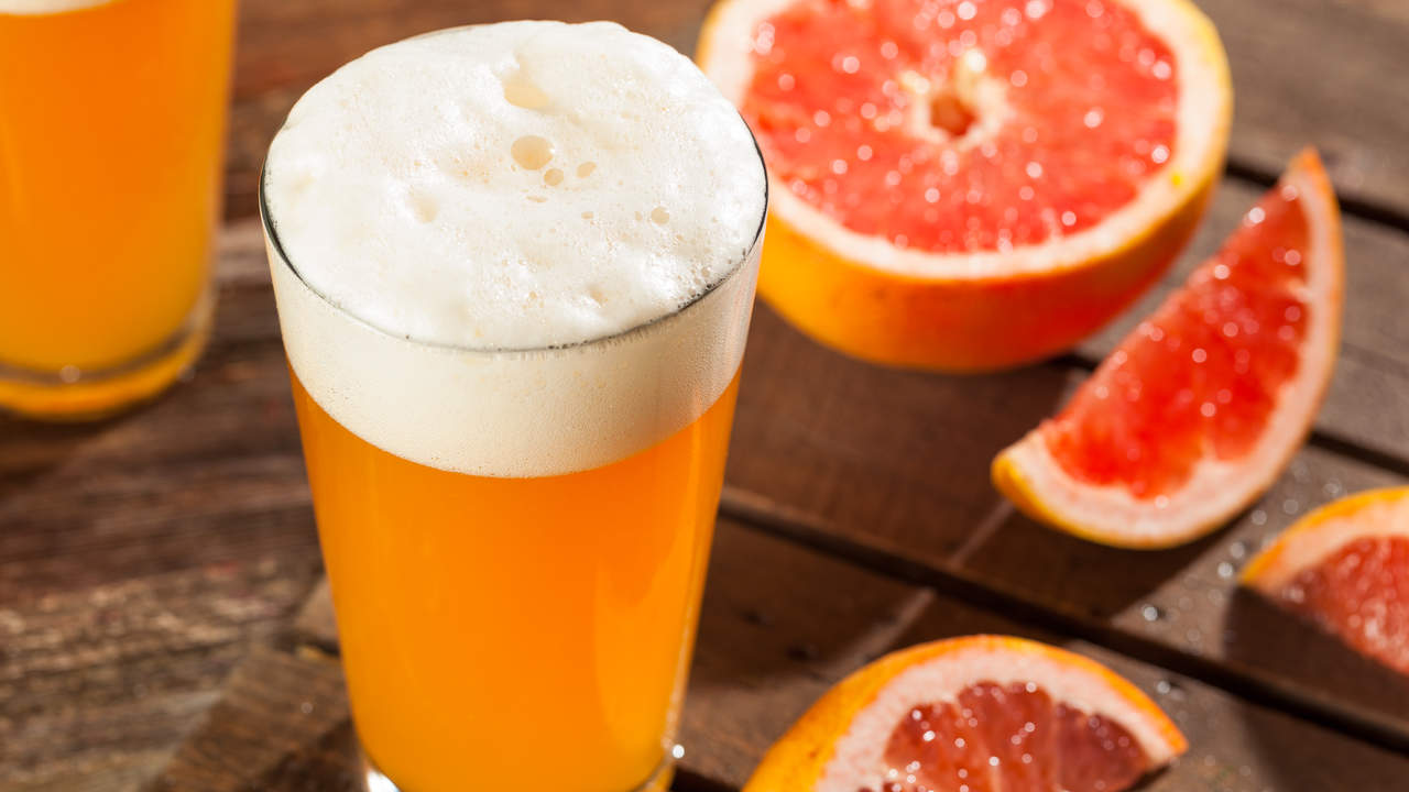 Grapefruit juice photos