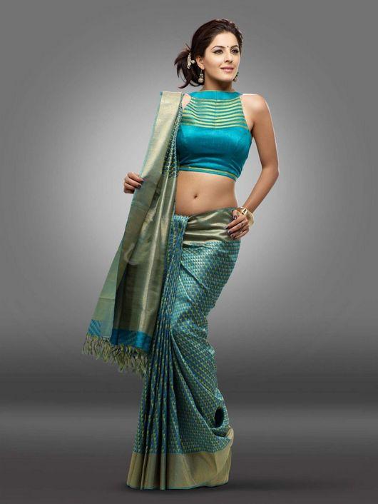 Isha talwar modeling saree photos