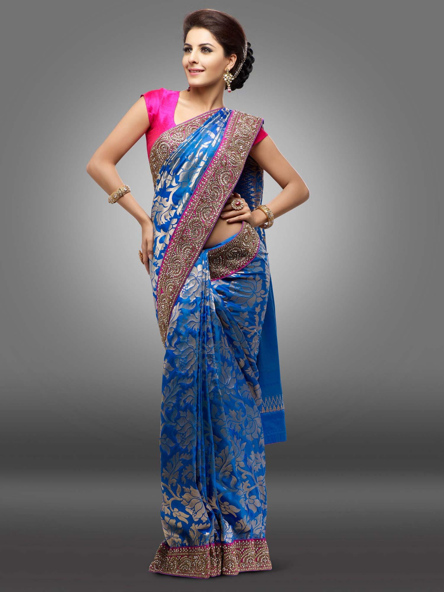 Isha talwar saree pictures