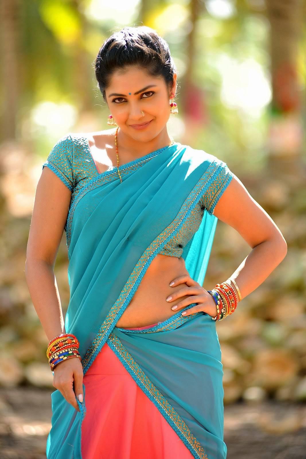 Kamalinee mukherjee half saree photos