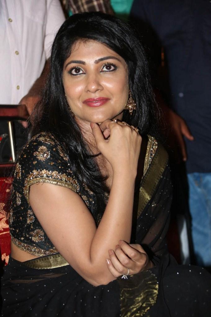 Kamalinee mukherjee saree in function photos