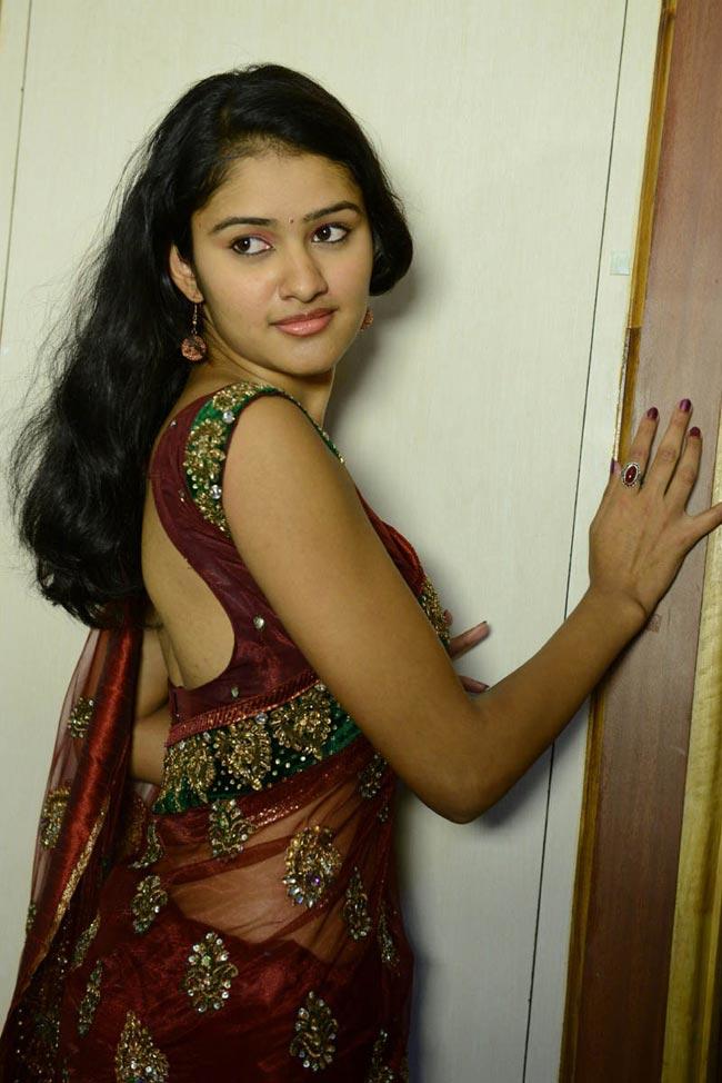 Kausalya backless photos