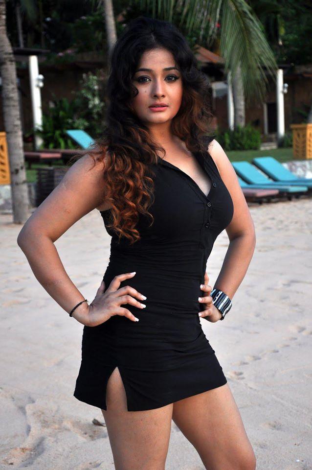 Kiran rathod mini dress photos