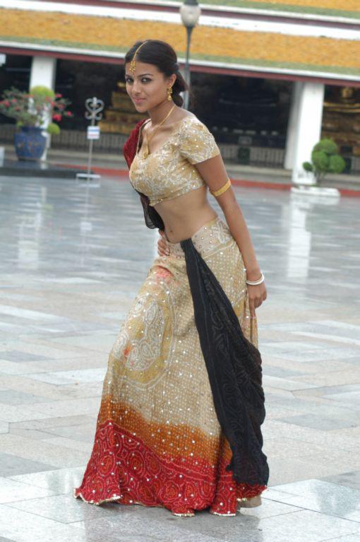 Kirat bhattal half saree pictures