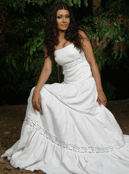 Koena mitra white dress gallery