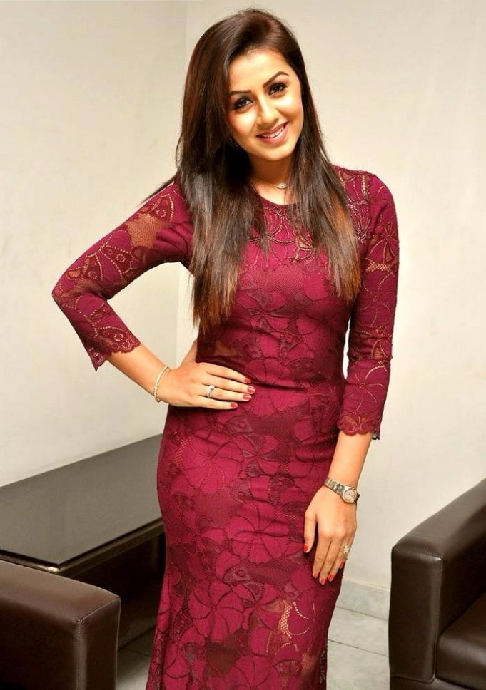 Nikki galrani red dress figure wallpaper