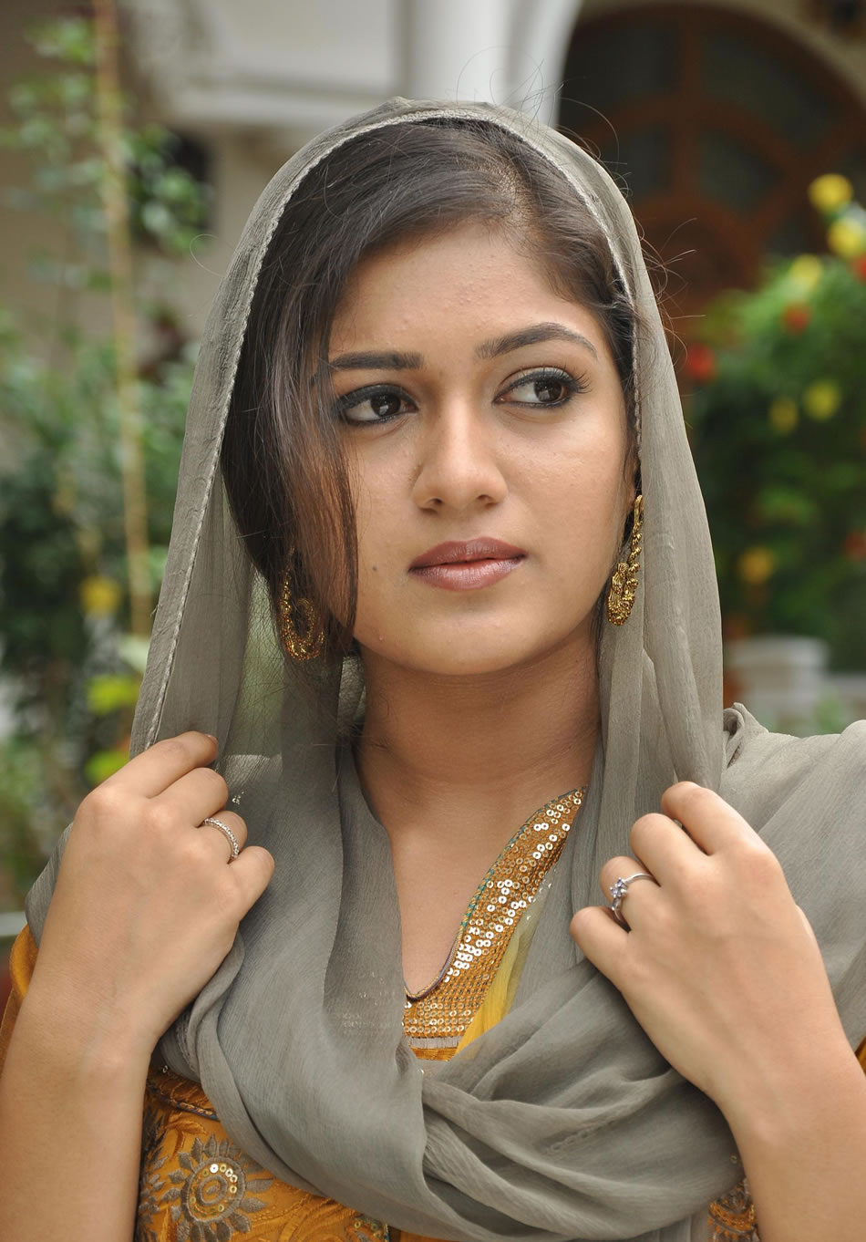 Meghana raj face photos