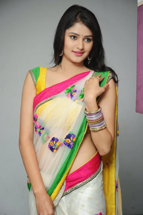 Actress kushi unseen slide show saree fotos