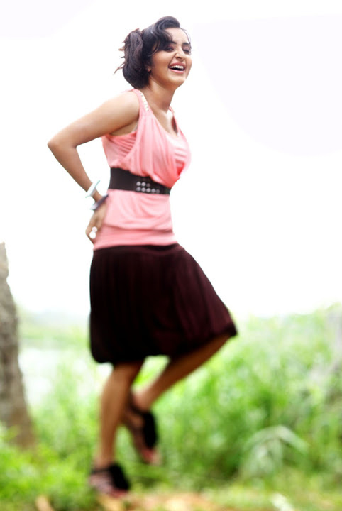 Bhama pink color dress exclusive pictures
