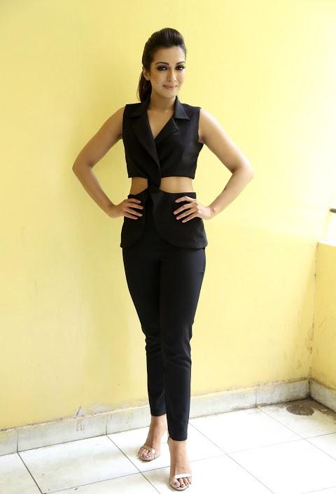 Catherine tresa fashion black dress exclusive image