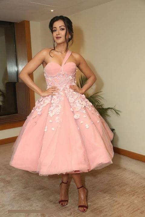 Catherine tresa hd pink dress wide slide show
