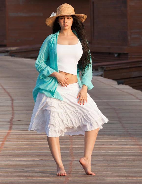Charmi kaur white dress desktop photos