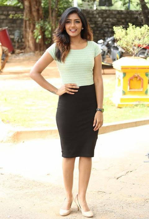 Eesha reeba light green dress cool photos