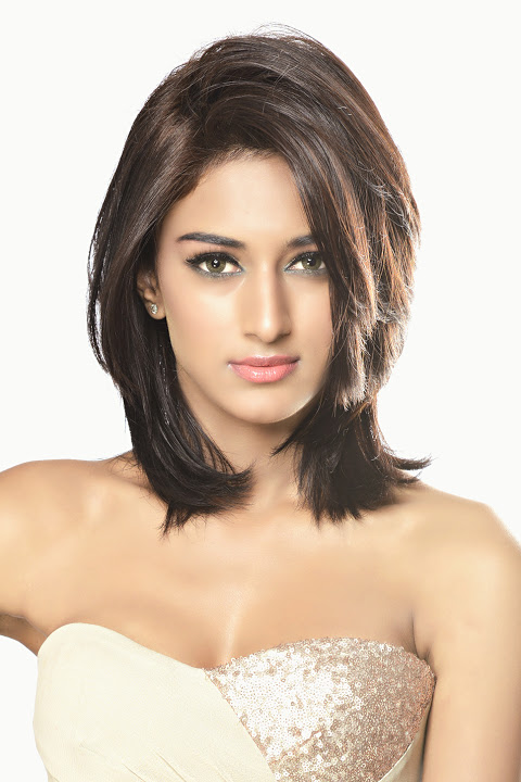 Erica fernandes white dress interview photos