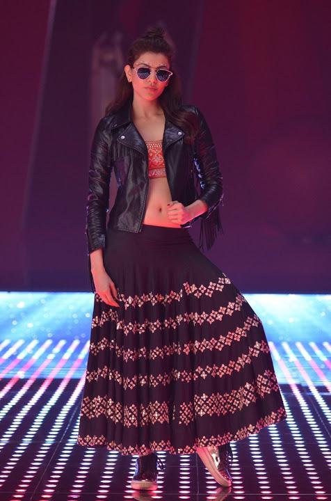 Kajal agarwal black dress hd photos