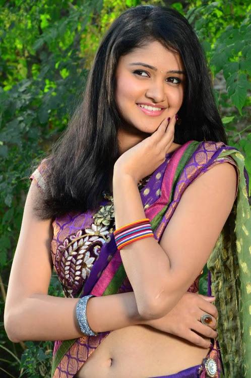 Kowsalya actress purple color dress desktop photos