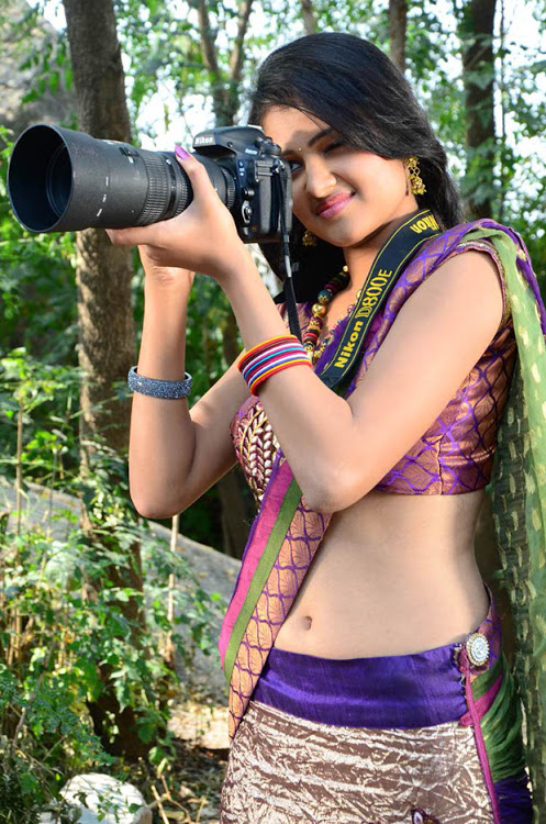 Kowsalya actress purple color dress hd pictures