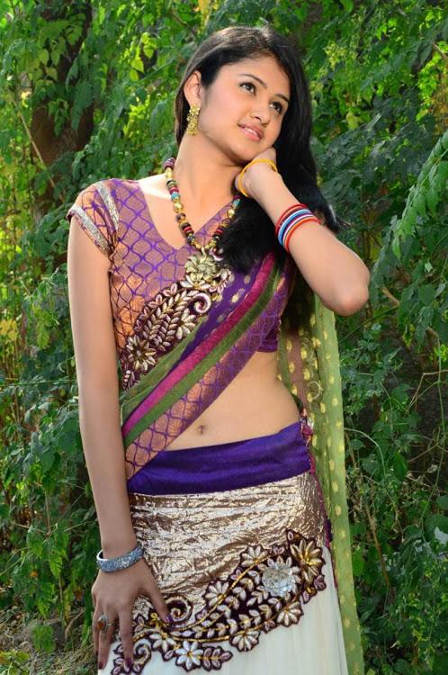 Kowsalya actress purple color dress photoshoot photos