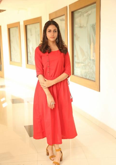 Lavanya tripathi radha success meet photos