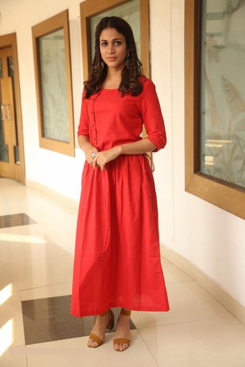 Lavanya tripathi unseen interview image