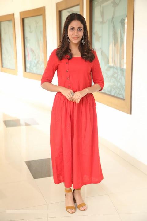 Lavanya tripathi unseen movie promotion fotos