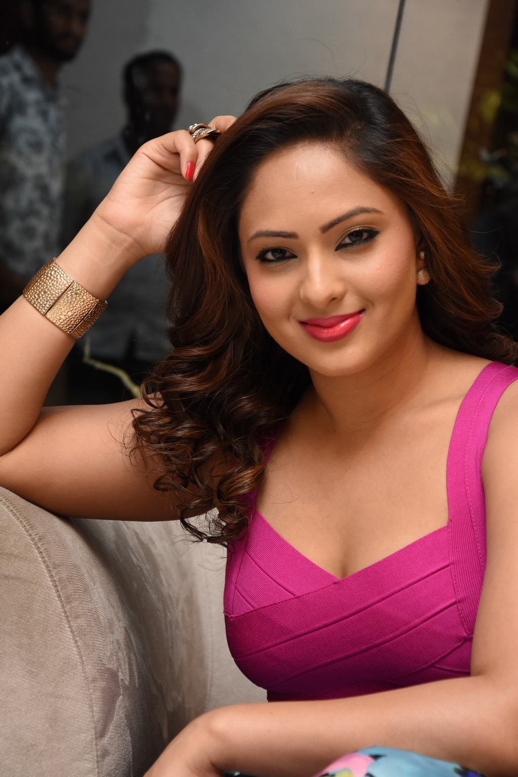 Nikesha patel face photos