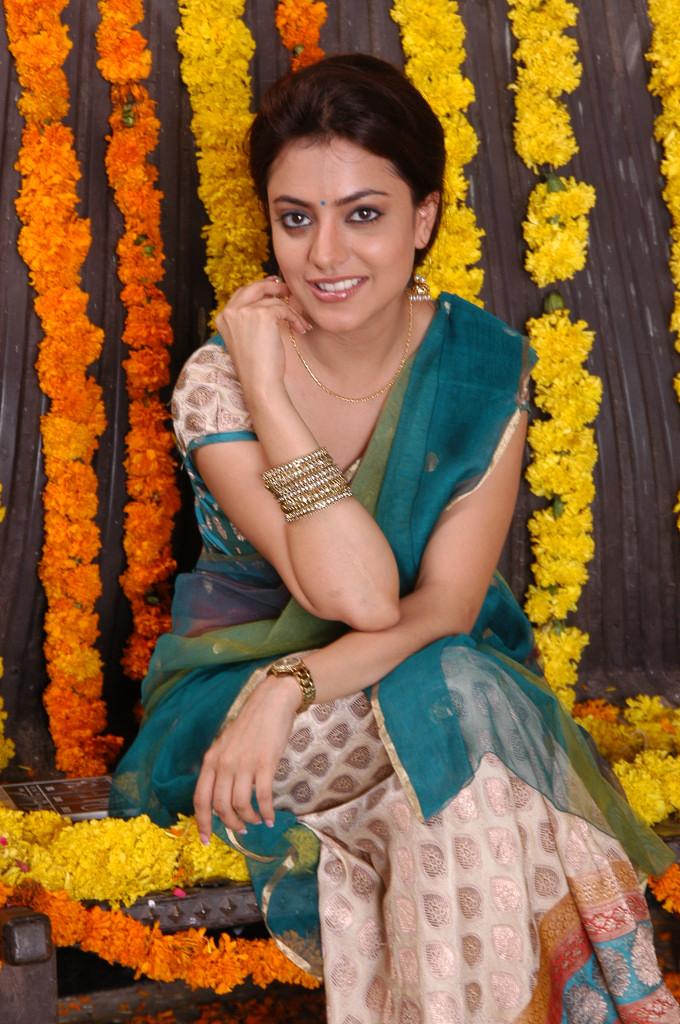 Nisha agarwal half saree photos
