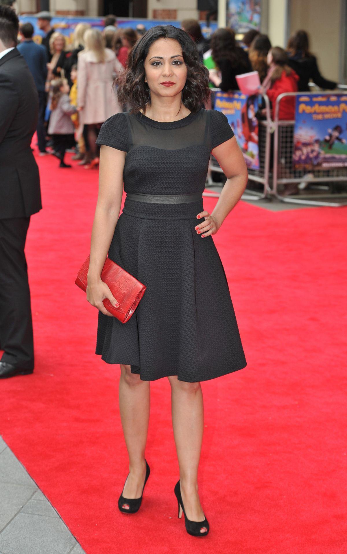 Parminder nagra black dress photos