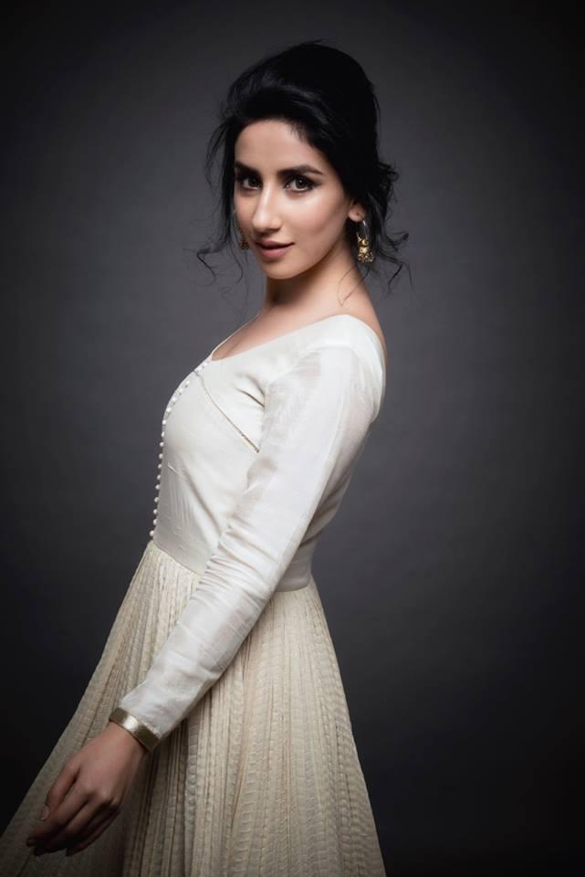 Parul gulati white dress pics