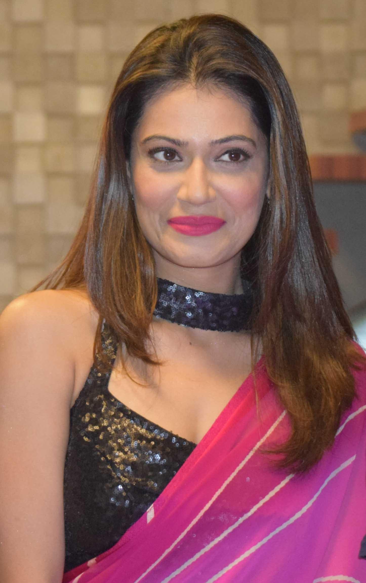 Payal rohatgi saree pictures