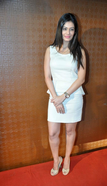 Payal rohatgi white dress photos