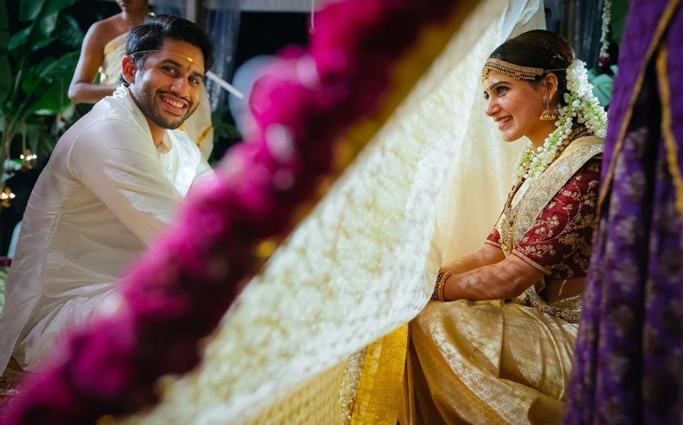Samantha naga chaitanya wedding pictures