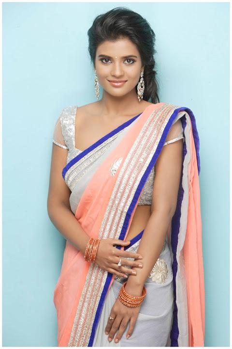 Aishwarya rajesh saree photos