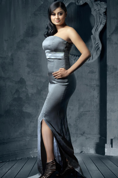 Ansiba hassan light black dress pics