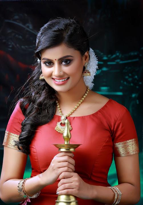 Ansiba hassan red dress cute photos