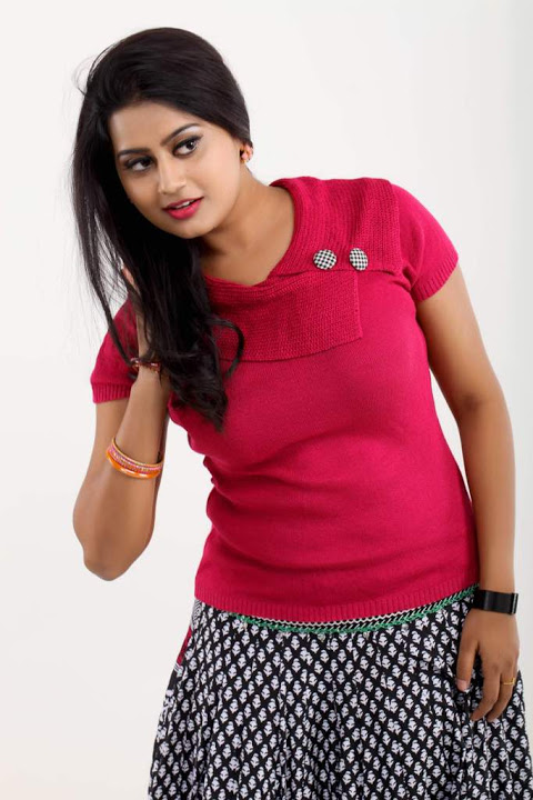 Ansiba hassan red dress figure stills