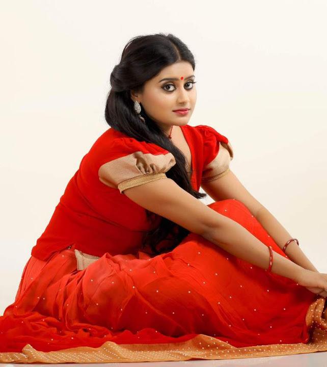 Ansiba hassan red dress glamour pics