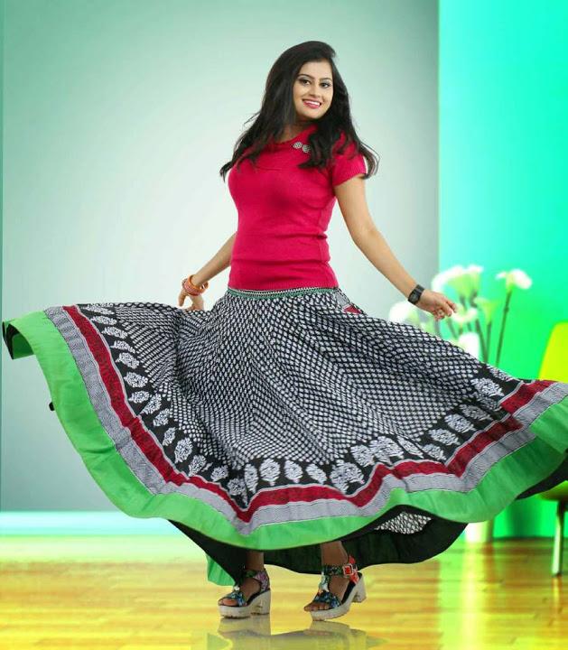 Ansiba hassan red dress unseen slide show